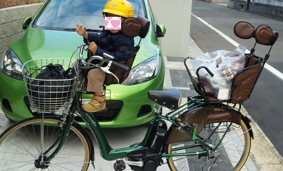 リーノ(子供乗せ自転車 ...