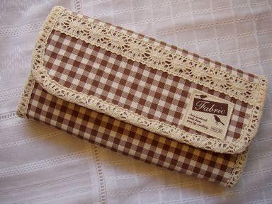 ずっと使いたくなる可愛い『手作り財布』アイデア集♪