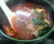 激辛テールスープ