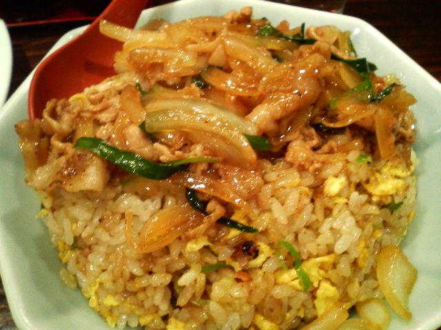 特製炒飯¥650