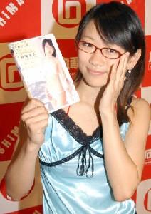 時東あみ DVD「occhiali」発売記念イベント
