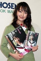 黒川智花 写真集&DVD「15歳の軌跡」