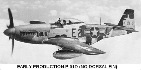 P-51Dムスタング