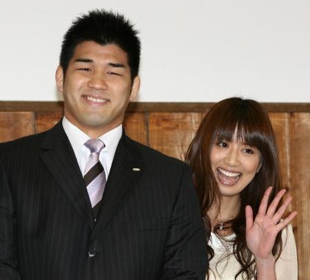 井上康生と東原亜希が結婚!めち...