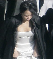 韓国の女優 チョン・ドヨンさん...