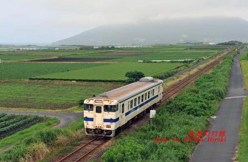 指宿枕崎線のキハ40