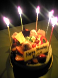 かっつりケーキ