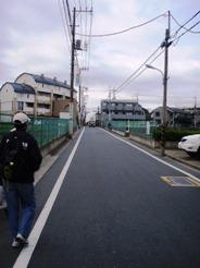 現在、将軍池は、都立松沢病院 ...