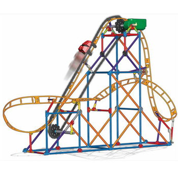 knex roller coaster instructions pdf