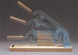カキモチ切り器