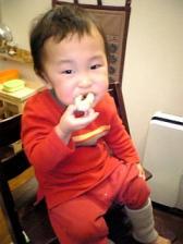 米蒸しパン2