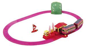 ピンク電車2