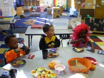 Halloween Party @ preschool