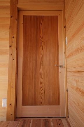 造作和風建具 板戸 ドア 帯戸 引...