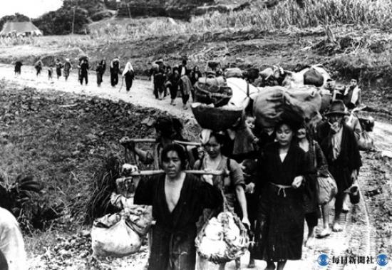 ikjh 沖縄戦実録に基づくトキュメンタリー「最後の絆」!