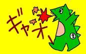 まりもゴジラsmall.JPG
