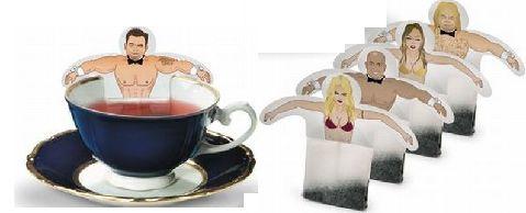 飲んだ後の紅茶ティーパック、も...