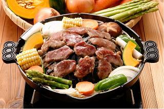 ジンギスカン鍋の画像 p1_1