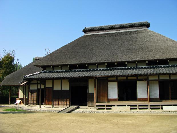 風呂 赤羽 風呂 : ... 松澤家住宅☆赤羽自然観察公園