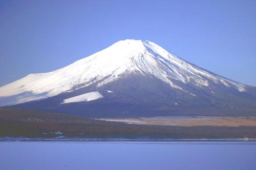 氣高き富士