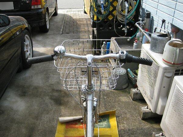 自転車の 自転車 楽天 ママチャリ : ... 整備工場 Season2 - 楽天ブログ
