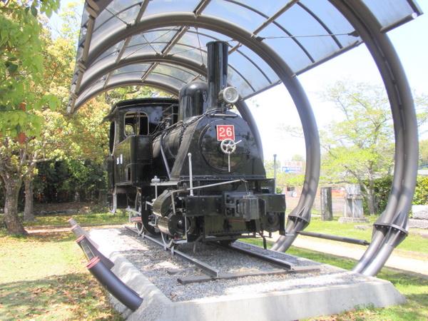 蒸気機関車 昭和40年まで宇佐参宮線で走っていた