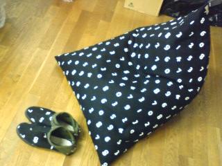 クッション座椅子&足袋 SO-SU-U