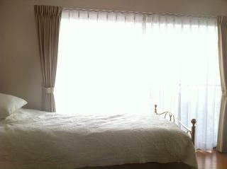 寝室コーディネート