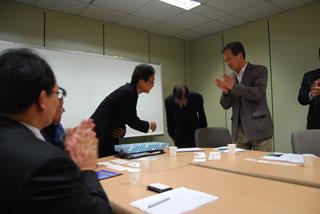 釜山 企業交流