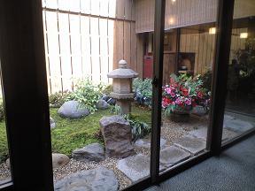 がんこ中庭.JPG