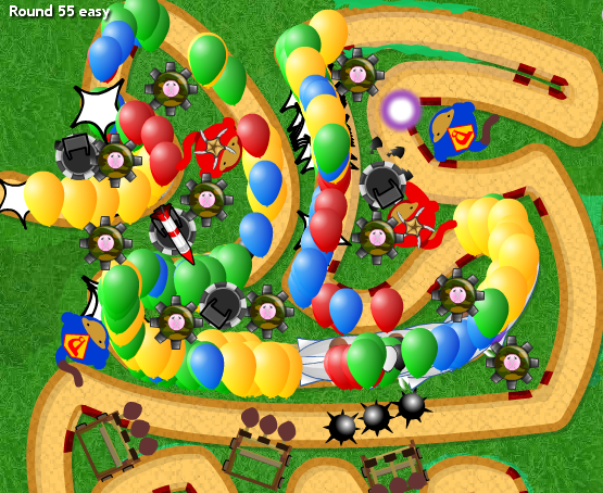 Image Bloons Tower Defense 3 Download