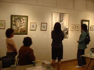 2006年二人展8