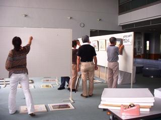 2008年グループ展1