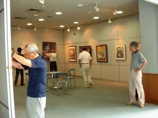 2008年グループ展2