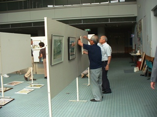 2008年グループ展4