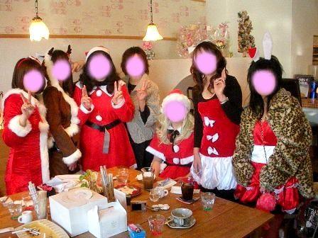 クリスマスオフ2009