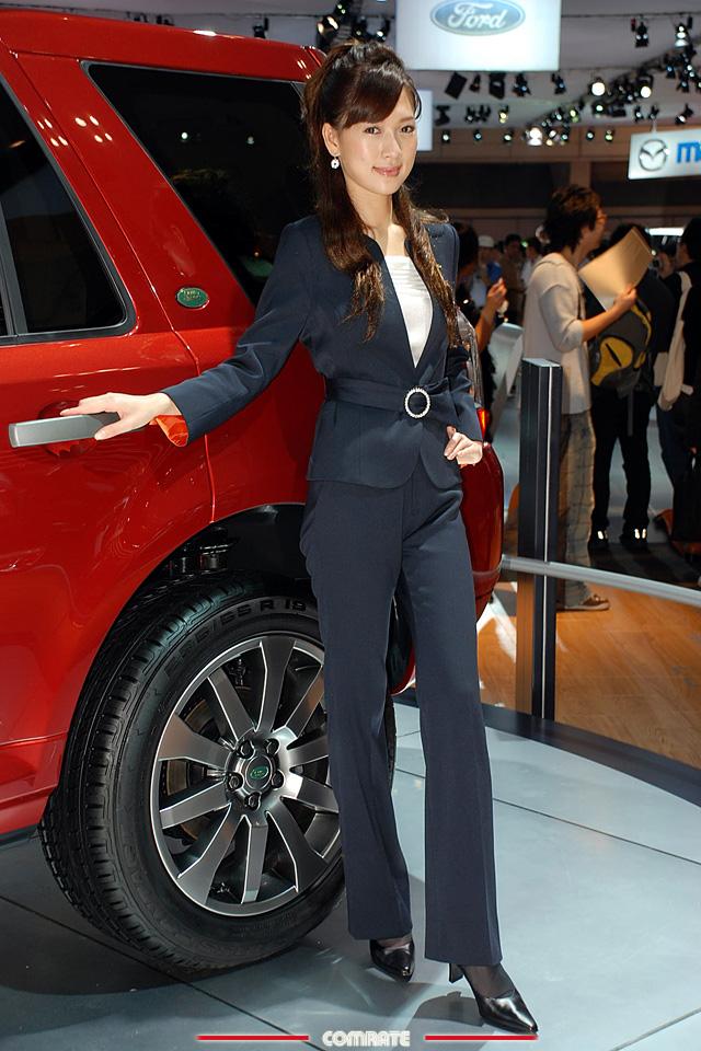 2007 東京モーターショー ポートレート Comrate コンパニオン・ポートレート 楽天ブログ