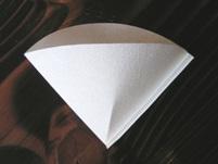 円錐型フィルター