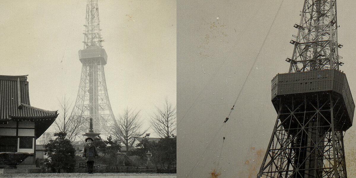 昭和30年代の写真日記