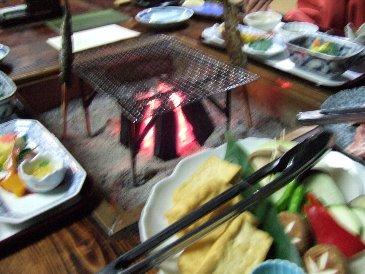 夕飯(小笠原)2