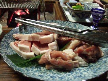夕飯(小笠原)3