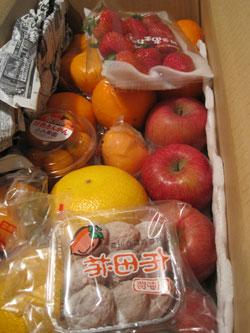 フルーツたっぷり!楽天ポイントでフルーツ福袋