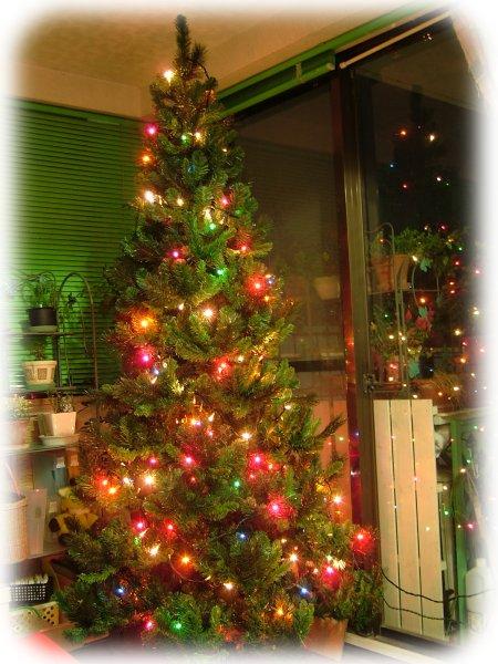 クリスマスツリー61107