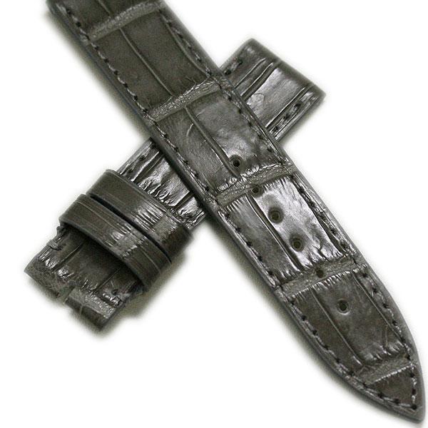 マットクロコダイル M-7(グレー)