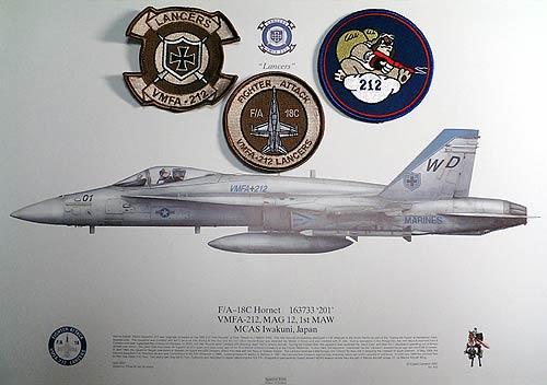 """VMFA-212""""Lancers"""""""