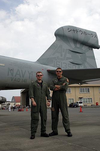"VAQ-141""Shadowhawks"" - officers"