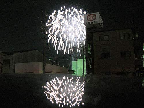 岩国港 花火大会2007