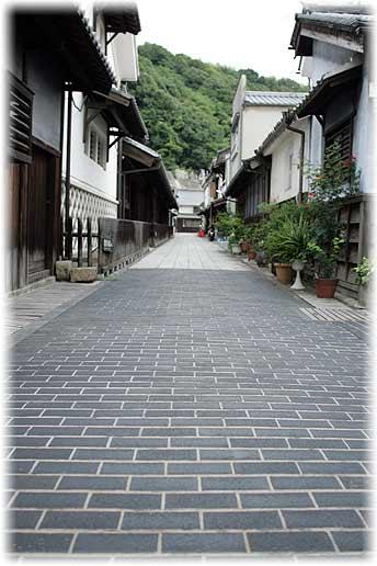広島県竹原市本町周辺町並み保存地区
