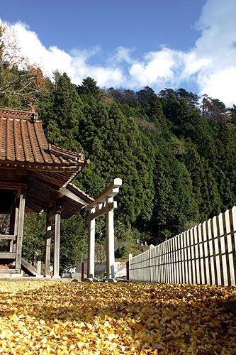 白川神社 - 061203