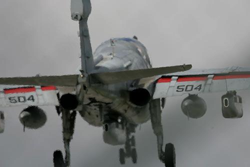 060824嘉手納_1 EA-6B